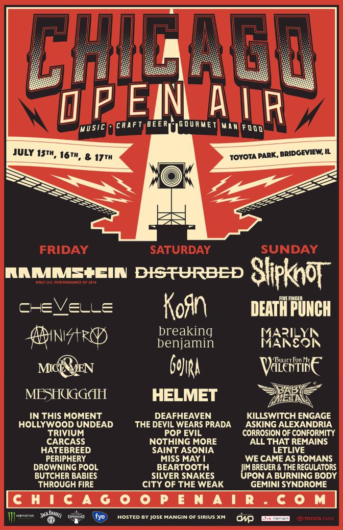 Are Metal Festivals Making a Comeback?