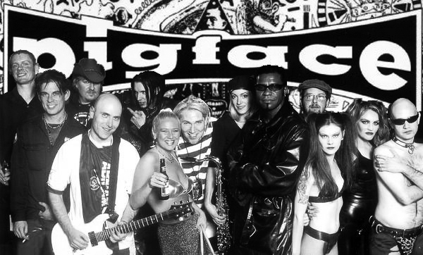 25 Years of Pigface 11/25/2016