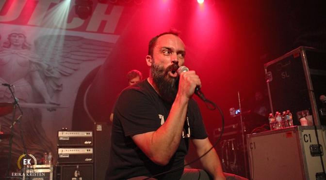 Psychic Warfare tour Clutch/Zakk Sabbath 10/25/16