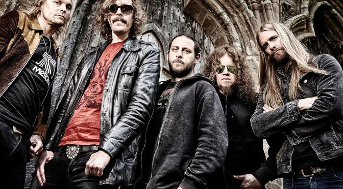 Opeth Gojira Old Indianapolis Centre 5/13/17
